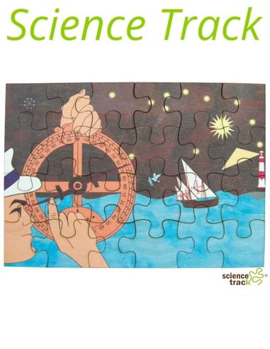 2D Puzzle astrolab